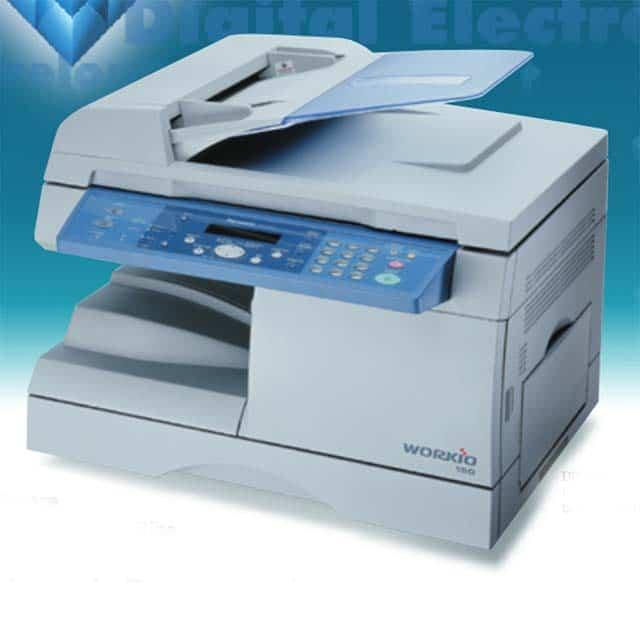 Sửa và cho thuê máy photocopy tại bình dương Panasonic DP150FP