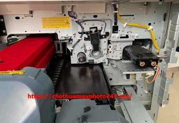 Photocopy Toshiba e Studio 857 3