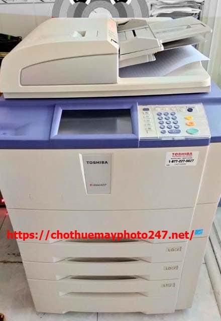 Photocopy Toshiba e Studio 857 5