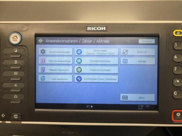 Máy Photocopy Ricoh Aficio MP 5002