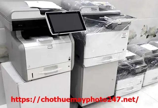 Dịch vụ cho thuê máy photocopy màu tiết kiệm
