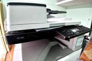 Máy Photocopy Ricoh Aficio MP2501-MP2001 giá rẻ