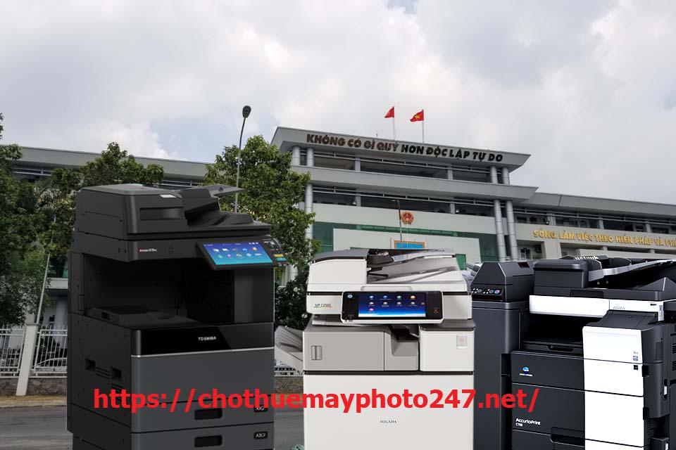 Nét độc đáo về công ty cho thuê máy photocopy tại Dĩ An 550