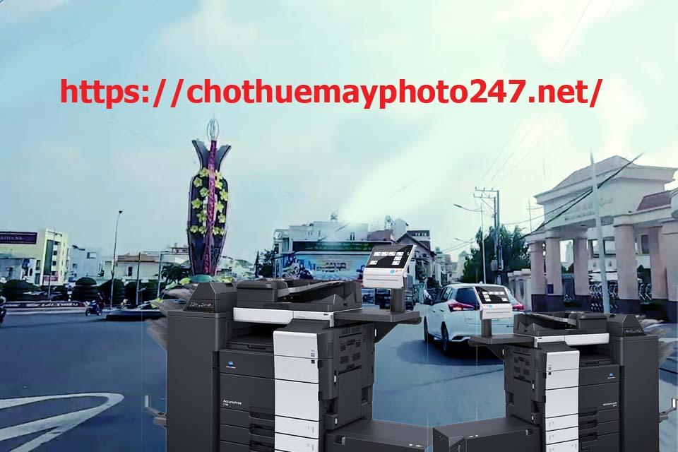 Cho thuê máy photocopy tại lái thiêu Thuận An Bình Dương