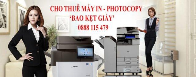 cho thuê máy photocopy , sửa máy photocopy