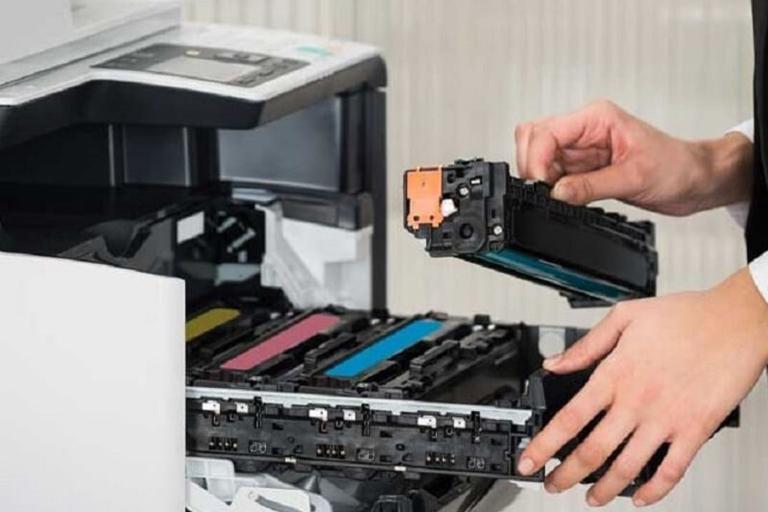 Lý-do-máy-photocopy-không-nhận-mực-in