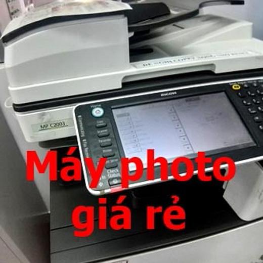 cho thuê máy photocopy Mini Giá rẻ
